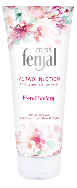 Miss Fenjal Lotion Floral Fantasy, 200 ml