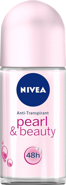 Nivea Roll On Pearl and Beauty, 50 ml