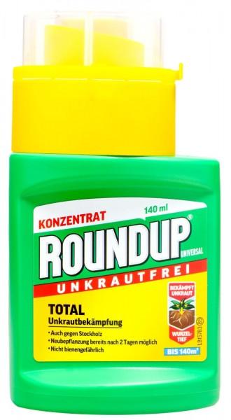 Roundup Universal, 140 ml