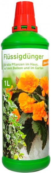 Blumendünger mit Guano CVH, 1 l
