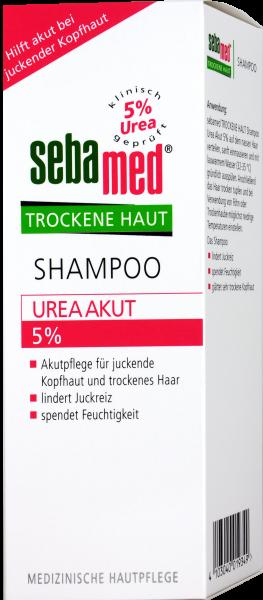 Sebamed Trockene Haut Urea 5 % Shampoo, 200 ml