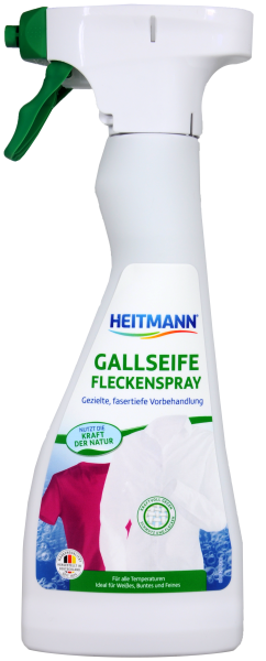Heitmann Gallseife Fleckenspray, 250 ml