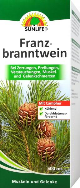 Sunlife Franzbranntwein, 500 ml