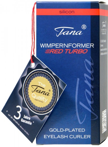 Tana Wimpernformer Red Turbo Silicon