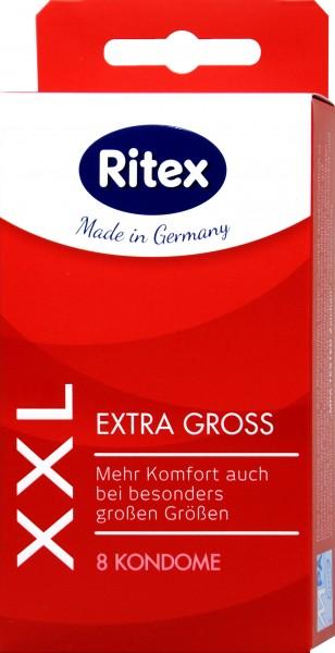 Ritex XXL Kondome, 8 er