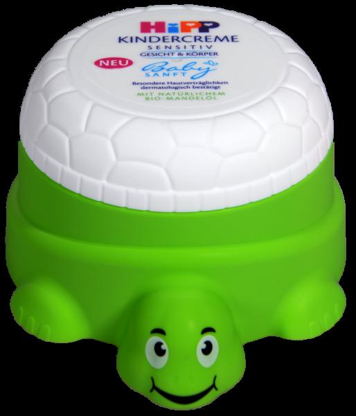 Hipp 9571 Babysanft Creme Schildkröte, 100 ml
