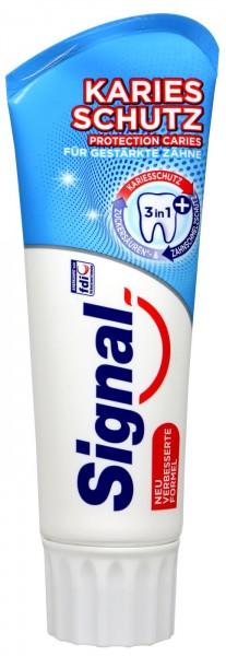 Signal Zahncreme Kariesschutz, 75 ml