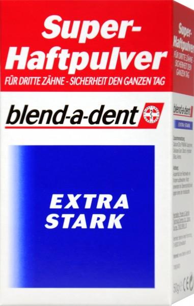 Blend-a-Dent Super-Haftpulver Extra Stark, 50 g