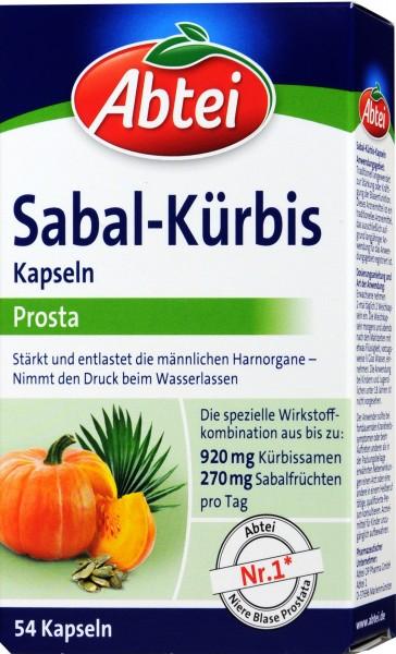 Abtei Prosta Sabal Kürbis, 54 er
