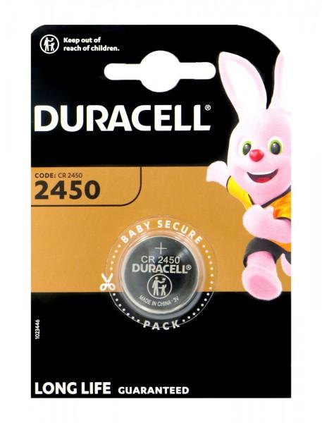Duracell Electronics 2450, 3,0 V