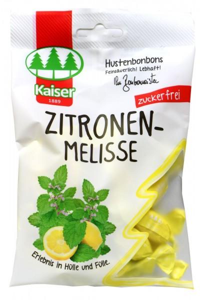 Kaiser Zitronenmelisse Zucker Frei, 75 G