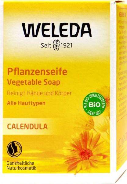Weleda Calendula Seife, 100 g