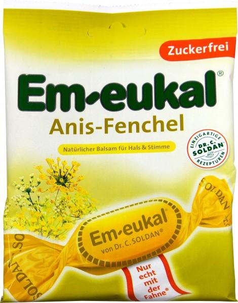Em-Eukal Anis-Fenchel Zuckerfrei, 75 g