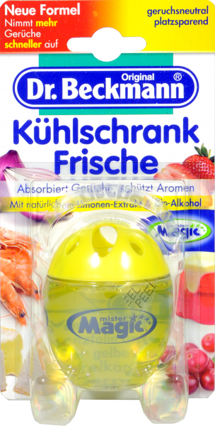 Dr. Beckmann Kühlschrank Frisch, 40 ml