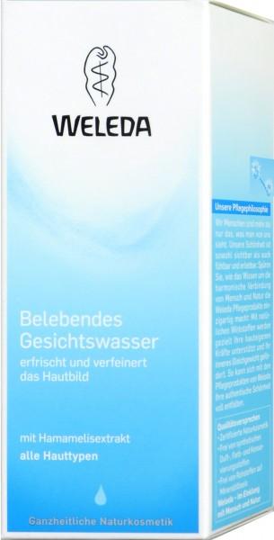 Weleda Belebendes Gesichtswasser, 100 ml