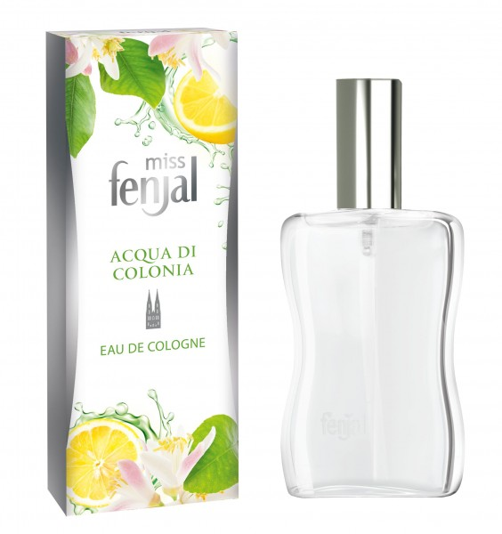 Miss Fenjal EDC Acqua di Colonia, 50 ml