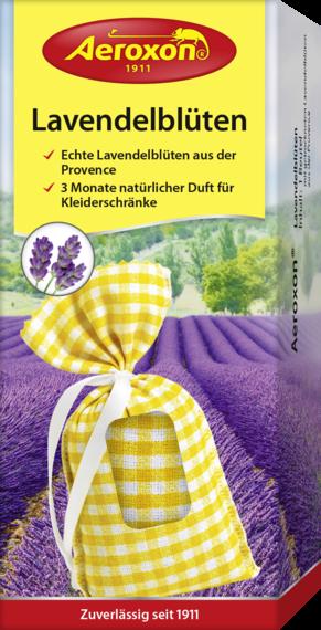Aeroxon Lavendelblüten gegen Motten, Beutel, 1 er
