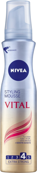 Nivea Haarstyling Mousse Vital Schaumfestiger, 150 ml