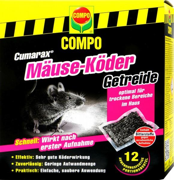 Compo Mäuseköder Cumarax, Getreide, 120 g