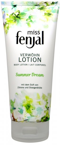 Miss Fenjal Lotion Summer Dream, 200 ml