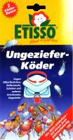 Etisso Ungeziefer-Köder Doppelpack