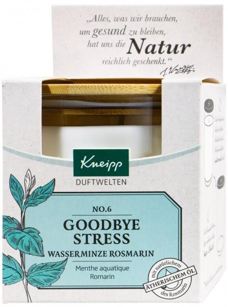 Kneipp Duftkerze Goodbye Stress, 145 g