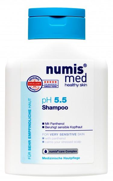 Numis Med PH 5,5 Sensitiv Shampoo, 200 ml