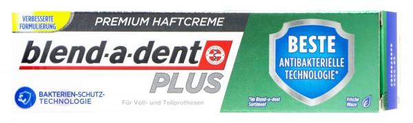 Blend-a-Dent Plus Haftcreme Beste Antibakteriell.Technologie, 40 g