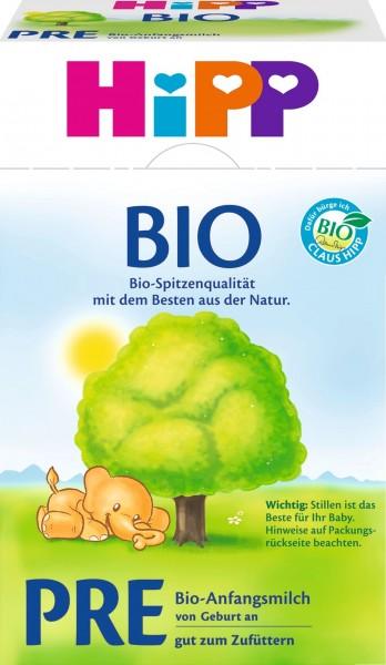 Hipp 2000 Bio Pre Anfangsmilch, 600 g