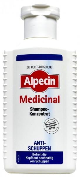 Alpecin Medicinal Shampoo Konzentrat Anti-Schuppen, 200 ml
