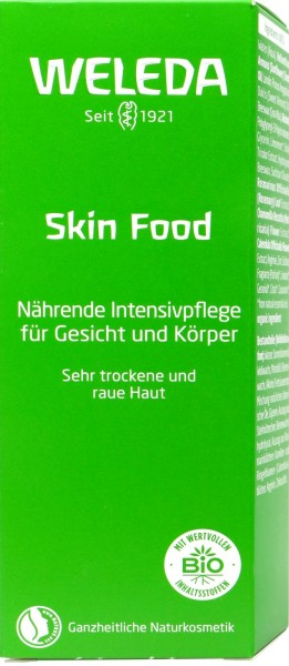 Weleda Skin Food Hautcreme, 75 ml
