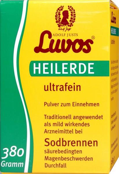 Luvos Heilerde Ultrafein, 380 g