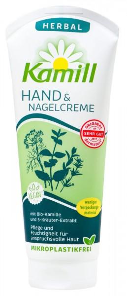 Kamill Hand & Nagelcreme Herbal, 100 ml