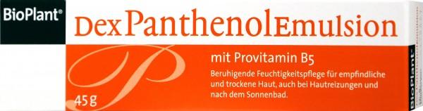 Dexpanthenol-Emulsion Tube, 45 g