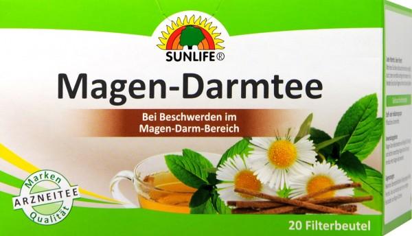Sunlife Magen-Darmtee, 20 er