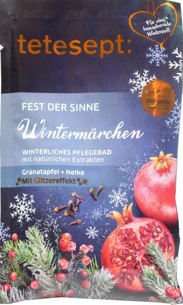 Tetesept Bad Fest der Sinne Wintermärchen, 60 g