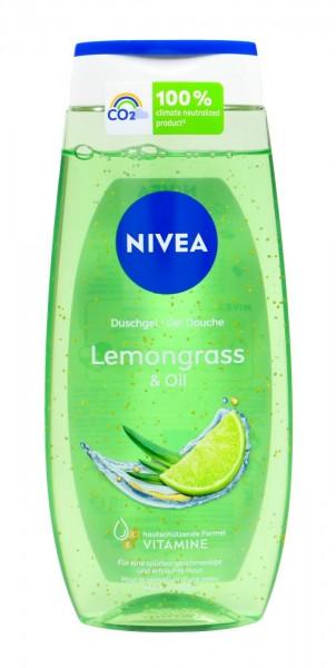 Nivea Dusche Lemon and Oil, 250 ml