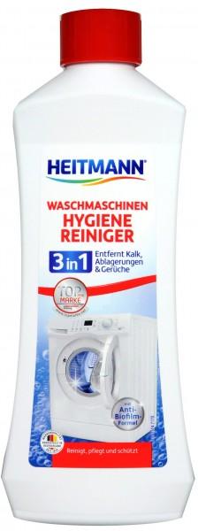 Heitmann Waschmittel Hygienereiniger 3 in 1, 250 ml