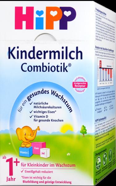 Hipp 2034 Bio Kindermilch 1 + Combiotik, 600 g