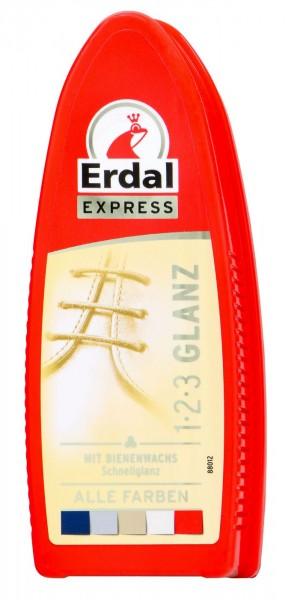 Erdal 1-2-3 Glanz Farblos, 1 er