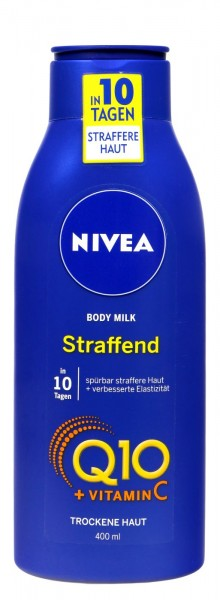Nivea Body Milk Q 10, 400 ml