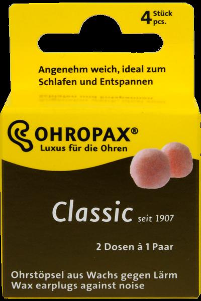 Ohropax, 2 Paar