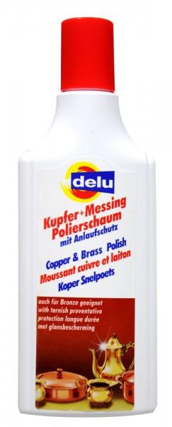 Delu Kupfer + Messing-Schaum, 150 ml