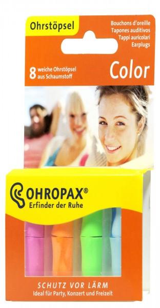 Ohropax Color, 8 er