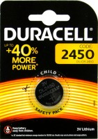 Duracell Electronics 2450, 3,0 V
