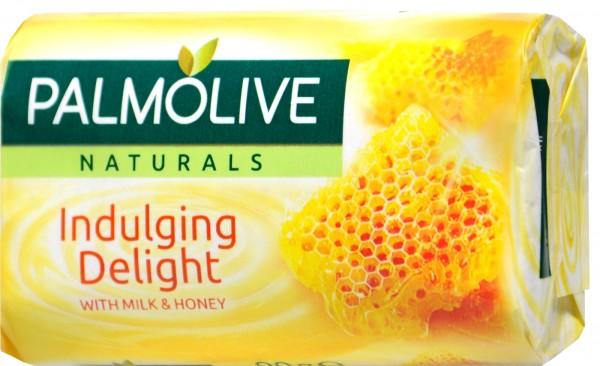 Palmolive Seife Milch und Honig, 90 g