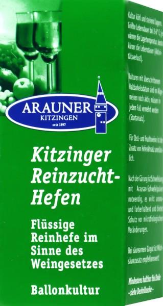 Kitzinger Hefe Portwein, Flüssig