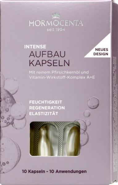 Hormocenta Intensiv Aufbau Kapseln, 10 ml