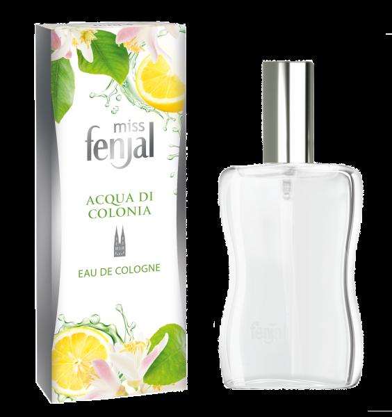 Miss Fenjal EDC Acqua di Colonia, 50 ml