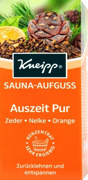Kneipp Sauna Aufguss Auszeit, 100 ml